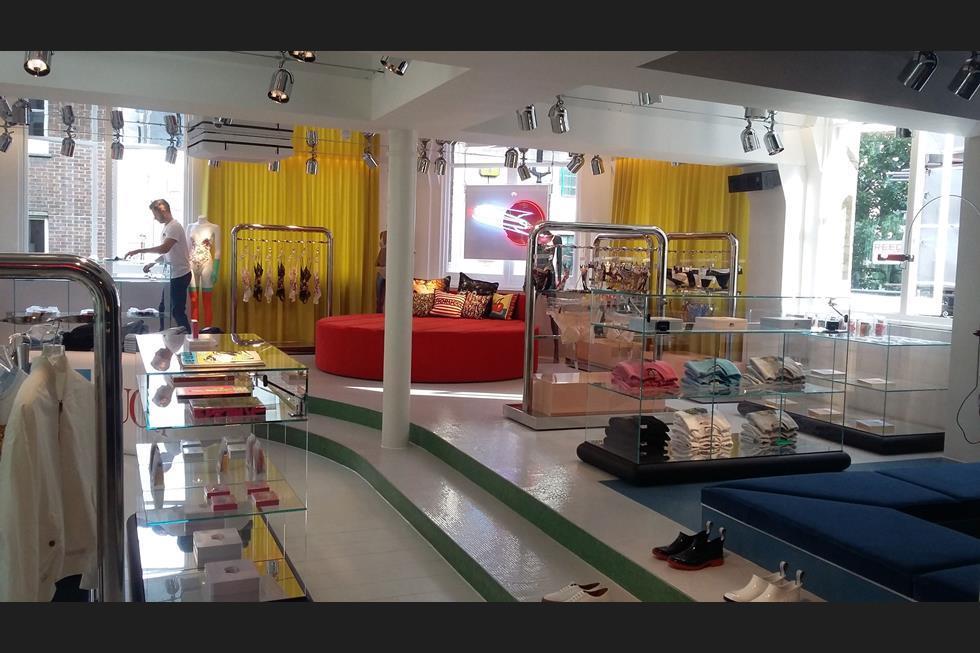 Flagship store Fiorucci Londres